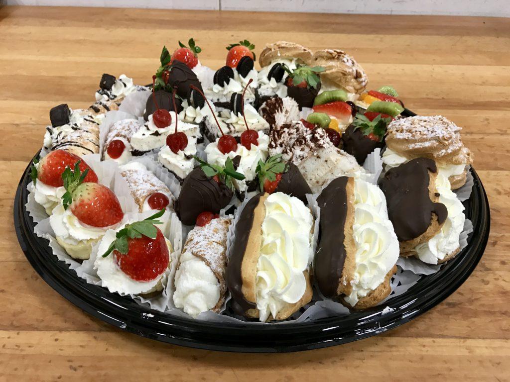 Pastry Platter - Angelos Italian Bakery & Market