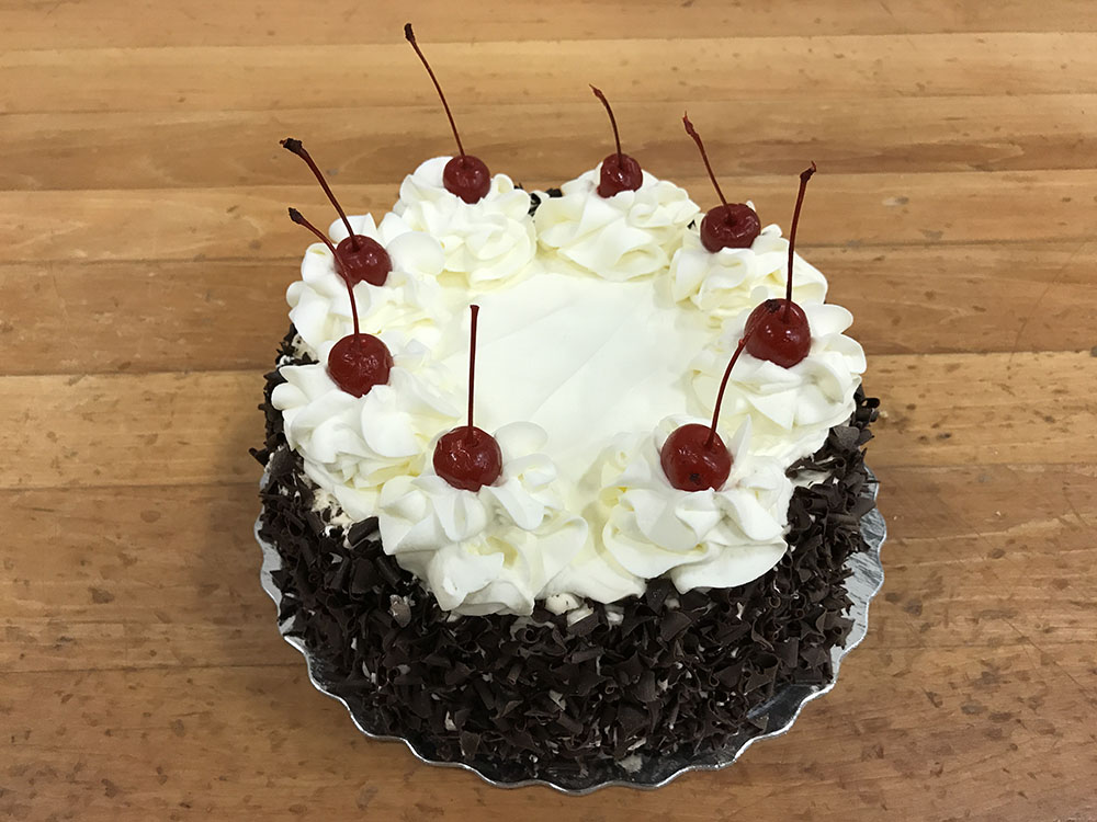 Gluten And Dairy Free Black Forest Cake