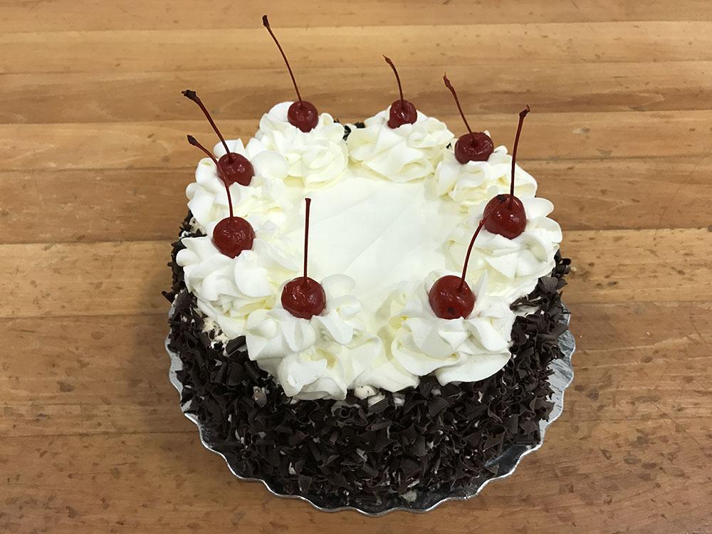 Black Midnight Cake Recipe