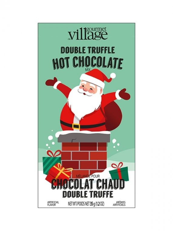 Hot Chocolate, Egg Nog & Tea