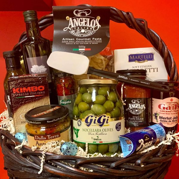 Gift Baskets & Cards